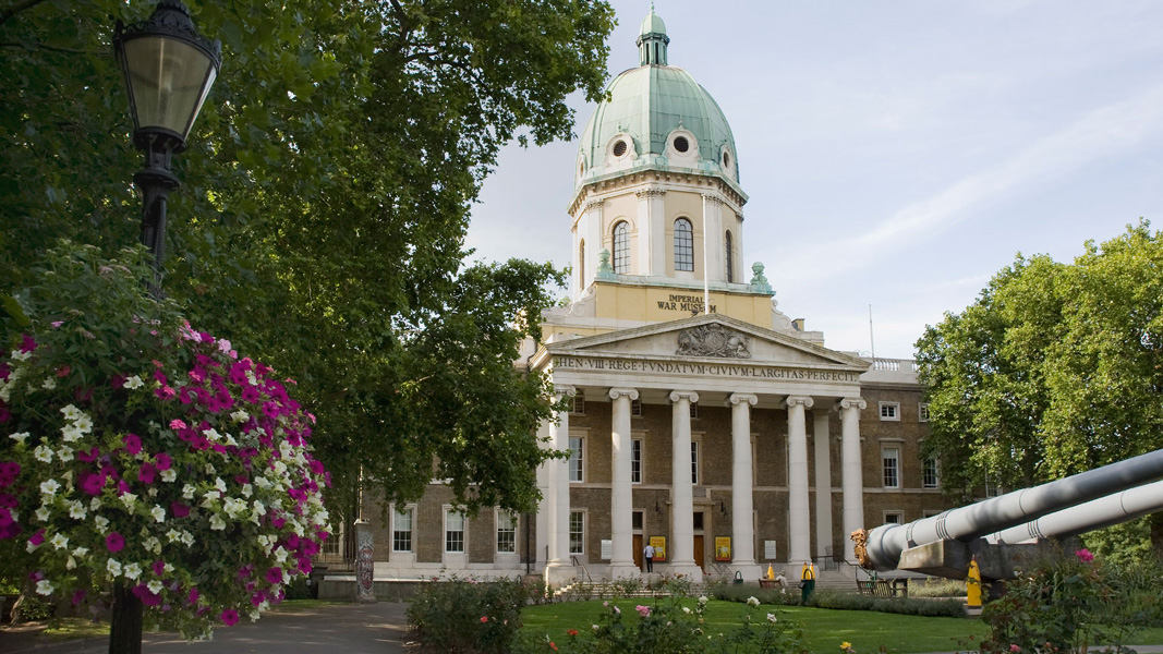 The Imperial War Museum.